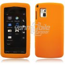 Orange Soft Cover for LG Vu CU915/CU920