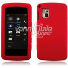 Red Soft Cover for LG Vu CU915/CU920