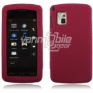 Burgundy Soft Cover for LG Vu CU915/CU920