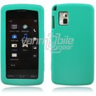Turquoise Soft Cover for LG Vu CU915/CU920