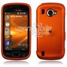 "Orange Hard ""Rubber Feel"" 2-Pc Snap On Case for Samsung Omnia 2 i920 (Verizon Wireless)"