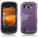 "Lavender Hard ""Rubber Feel"" 2-Pc Snap On Case for Samsung Omnia 2 i920 (Verizon Wireless)"