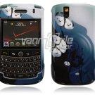 Winter Moth Design Hard Case for BlackBerry Tour 9600/9630