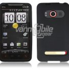 Black Soft Cover for HTC EVO 4G (Sprint)
