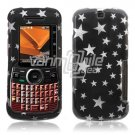 BLACK SILVER DESIGN CASE COVER for MOTOROLA CLUTCH i465
