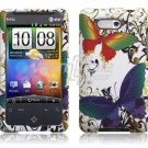 COLOR BFLY HARD SKIN CASING HOUSING for HTC ARIA PHONE