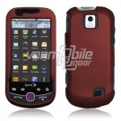 DARK RED HARD CASE for SAMSUNG INTERCEPT