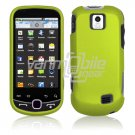 GREEN HARD CASE for SAMSUNG INTERCEPT