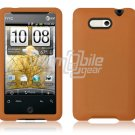ORANGE SOFT SILICON CASE COVER for HTC ARIA PHONE SKIN