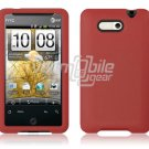 RED SILICON CASE COVER for HTC ARIA PHONE SKIN