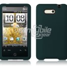 GREEN SILICON CASE COVER for HTC ARIA PHONE SKIN