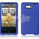 DEJA BLUE SILICON CASE COVER for HTC ARIA PHONE SKIN