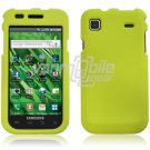 GREEN HARD 2-PC CASE COVER for SAMSUNG VIBRANT T959 959
