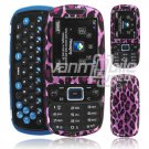 LEOPARD PINK CASE COVER for SAMSUNG GRAVITY 3