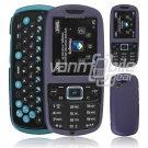 LAVENDAR PURPLE HARD 2-PC CASE COVER for SAMSUNG GRAVITY 3 PHONE