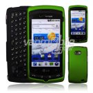 GREEN FACE PLATE CASE for VERIZON LG ALLY SKIN