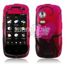 RED/PINK HEARTS DESIGN CASE COVER 4 SAMSUNG INSTINCT HD S50