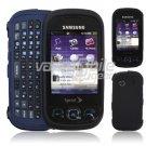 BLACK ARMOR SHIELD for SAMSUNG SEEK PHONE