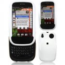 Hard Plastic Glossy Smooth Shield Cover Case for Palm Pre - Solid White