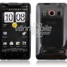 Clear 1-PC HARD PLASTIC ACCESSORY for HTC EVO PHONE