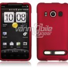 Dark Red 1-PC HARD PLASTIC ACCESSORY for HTC EVO PHONE