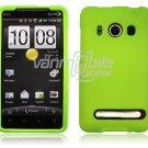 Neon Green 1-PC HARD PLASTIC ACCESSORY for HTC EVO PHONE