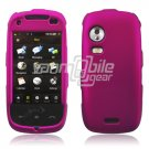 Purple/pink HARD 2-PC SNAP ON CASE for SAMSUNG INSTINCT HD NEW