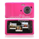 HOT PINK SKIN CASE COVER 4 SAMSUNG MEMOIR TMOBILE 929