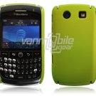 GREEN HARD SHELL CASE COVER for BLACKBERRY CURVE 8900