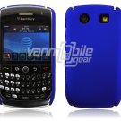 BLUE HARD SHELL CASE COVER for BLACKBERRY CURVE 8900
