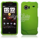 GREEN HARD FACE PLATE CASE for HTC INCREDIBLE PHONE