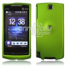 GREEN FACE PLATE CASE COVER for AT&T HTC PURE PHONE ATT