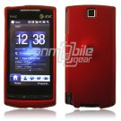 RED FACE PLATE CASE COVER for AT&T HTC PURE PHONE ATT