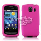 PINK SOFT SILICONE SKIN CASE for LG VORTEX