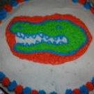 University of Fl. Cake