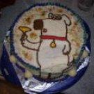 Family Guy Brian Cake