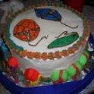 Dinoflagellate cake