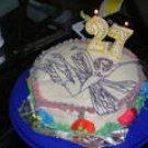 Pressed fairy cake