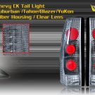 92-99 SUBURBAN/TAHOE/YOUKON ALTEZZA TAIL LIGHT FIBER