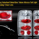 00-06 SUBURBAN/TAHOE/YUKON ALTEZZA TAIL LIGHT CHROME/CL