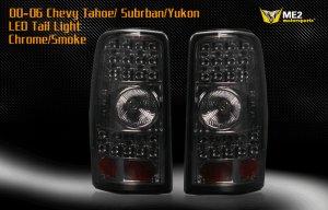 00-06 Chevy Tahoe/Suburban/Yukon LED TailLight SMOKE