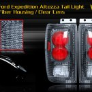 97-02 FORD EXPEDITION ALTEZZA TAIL LIGHT CARBON FIBER