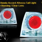 94-05 HONDA ACCORD ALTEZZA TAIL LIGHT JDM CHROME CLEAR