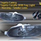 05-06 TOYOTA COROLLA CE/LE/S JDM FOG LIGHT SMOKE