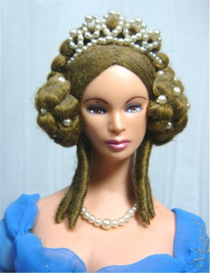 "Lloyderson Doll:  ""Siglo XIX"", ""Sandra"""