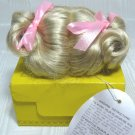 Playhouse Doll Wig:  Spring, Sz 9.5, Pale Blonde, NIB