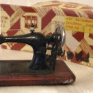 Town Square Miniatures' Table Top Sewing Machine:  Cute as a Button! NOS, NIB