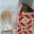 Single Miniature Utility/Kitchen Chair, Town Square Miniatures, NIB, NOS
