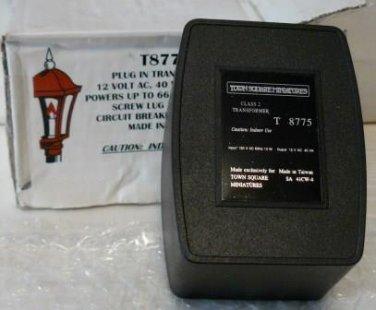 ***Cir-Kit 1-1/2v Plug-in Transformer, CK1009G, for Your Dollhouse, NIB, NOS