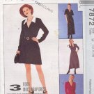 McCall's Sewing Pattern 7830 Suit, 7 pieces Size 12 14